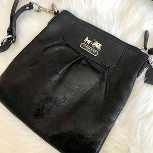 COACH cross-body purse 100% authentic